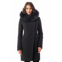 Пальто женское зимнее AlmaRosa