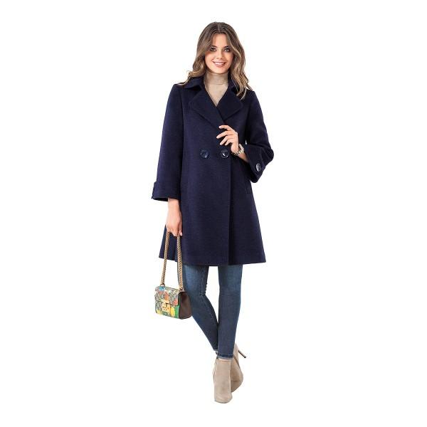 Элегантное демисезонное женское пальто AVALON 2531ПД 70