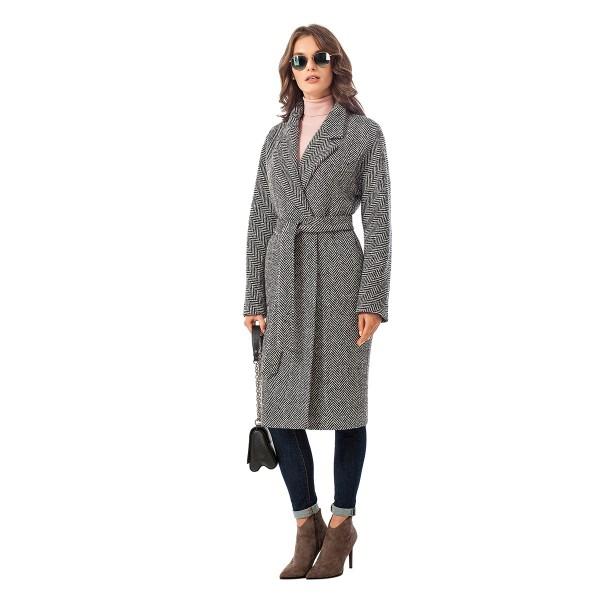Пальто женское демисезонное AlmaRosa