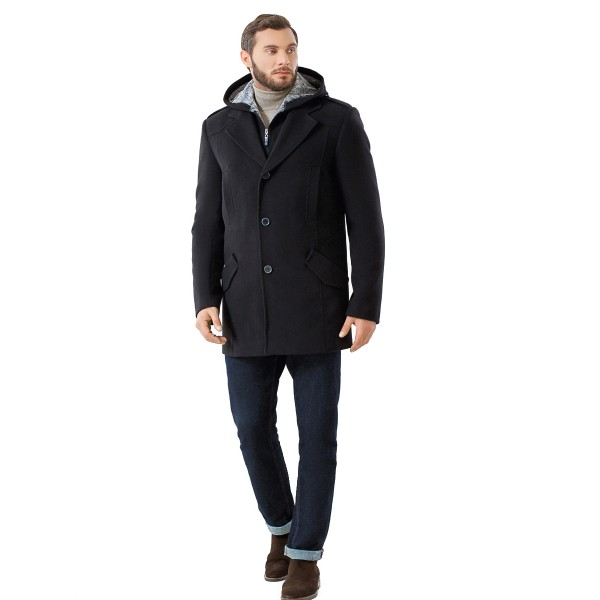 Пальто мужское зимнее AVALON