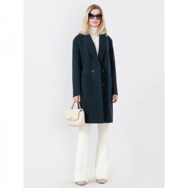 Женское демисезонное пальто AlmaRosa N102ПД XF