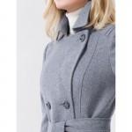 Женское демисезонное пальто AlmaRosa N93ПД J4