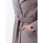 Женское демисезонное пальто 2425-1ПД S3